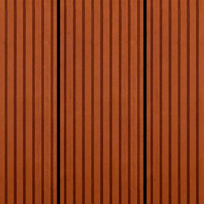 Deck Synthetic Red-Brown