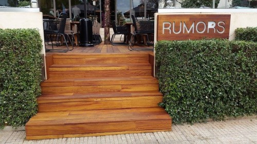 ROUMORS LOUNGE CAFE (DECK IROCO)